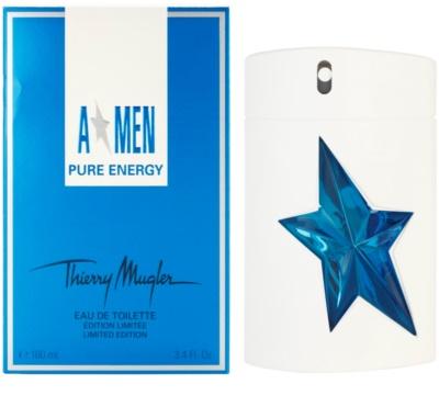 Mugler A*Men Pure Energy Eau de Toilette para homens