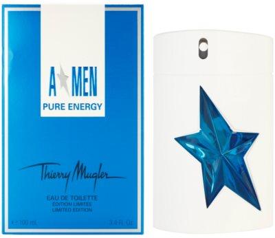 Mugler A*Men Pure Energy toaletná voda pre mužov