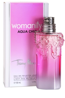 Mugler Womanity Aqua Chic 2013 Edition Eau de Toilette für Damen 1