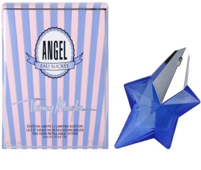 Mugler Angel Eau Sucree 2015 Edition Eau de Toilette para mulheres