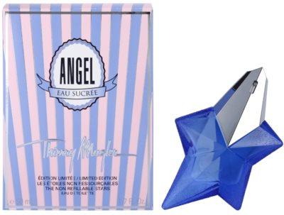 Mugler Angel Eau Sucree 2015 Edition Eau de Toilette pentru femei
