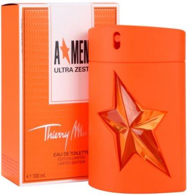 Mugler A*Men Ultra Zest toaletna voda za moške 1