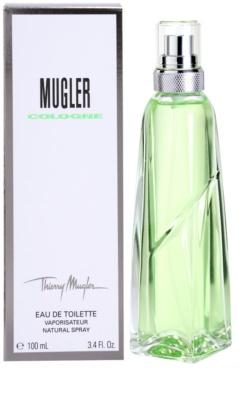 Mugler Cologne Eau de Toilette unisex