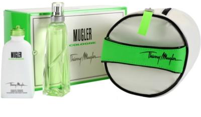 Mugler Cologne coffret presente