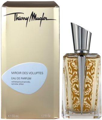 Mugler Mirror Mirror Collection Miroir des Voluptes Eau de Parfum para mulheres