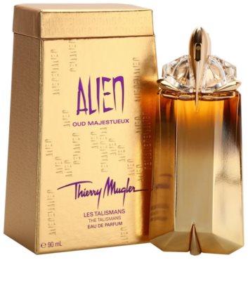 Mugler Alien Oud Majestueux парфумована вода для жінок 1