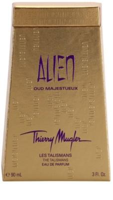 Mugler Alien Oud Majestueux парфумована вода для жінок 4