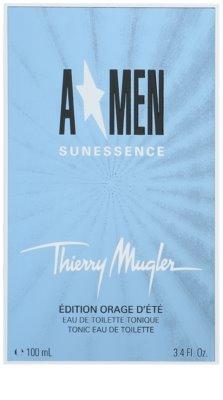 Mugler A*Men Sunessence Edition Orange d´Ete Eau de Toilette pentru barbati 2