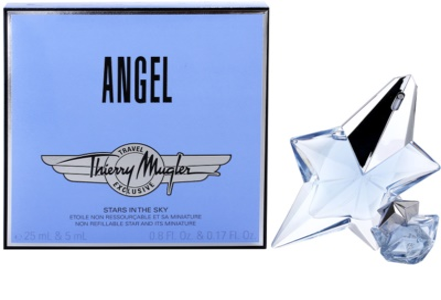 Mugler Angel Stars In The Sky lote de regalo