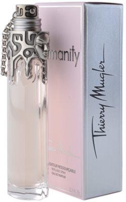 Mugler Womanity Eau de Parfum for Women  Refillable 2