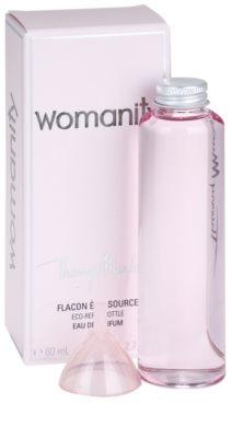 Mugler Womanity parfumska voda za ženske  polnilo 1