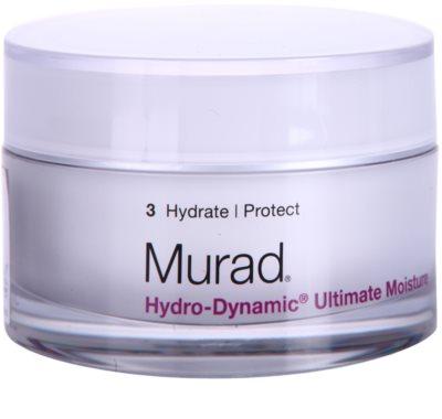 Murad Age Reform creme hidratante e nutritivo para pele sensível
