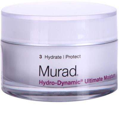 Murad Age Reform hidratáló és tápláló krém az érzékeny arcbőrre