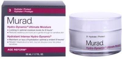 Murad Age Reform зволожуючий поживний крем для чутливої шкіри 2
