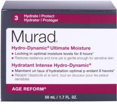 Murad Age Reform зволожуючий поживний крем для чутливої шкіри 3