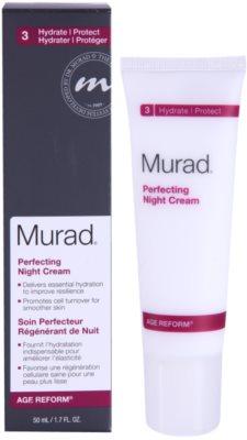 Murad Age Reform feuchtigkeitsspendende Nachtcreme 1