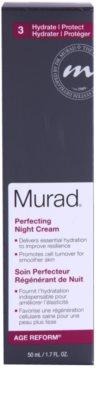 Murad Age Reform feuchtigkeitsspendende Nachtcreme 2