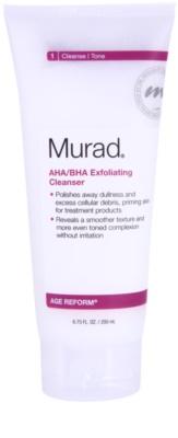 Murad Age Reform exfoliante facial