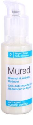 Murad Anti-Aging Blemish Control fluido antirrugas para pele com imperfeições