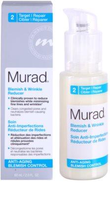 Murad Anti-Aging Blemish Control fluido antirrugas para pele com imperfeições 1