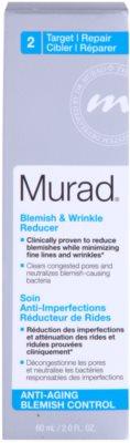 Murad Anti-Aging Blemish Control fluido antirrugas para pele com imperfeições 2