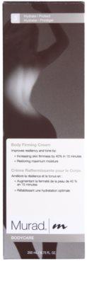Murad Bodycare krema za telo za hidracijo in učvrstitev kože 2