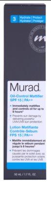 Murad Blemish Control mattierende Tagescreme SPF 15 2