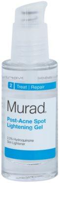 Murad Blemish Control preparat punktowy na noc do skóry wysuszonej i podrażnionej leczeniem trądziku