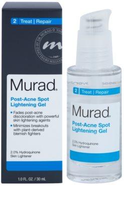Murad Blemish Control lokale Pflege für die Nacht für durch die Akne Behandlung trockene und irritierte Haut 1