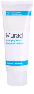 Murad Blemish Control освежаваща маска за мазна кожа