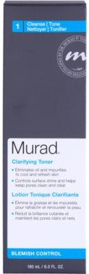 Murad Blemish Control solutie tonica cu efect de iluminare 1