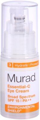 Murad Environmental Shield hydratisierende Augencreme SPF 15