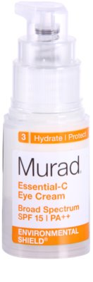 Murad Environmental Shield hidratáló szemkörnyékápoló krém SPF 15 1