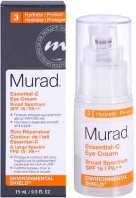 Murad Environmental Shield hidratáló szemkörnyékápoló krém SPF 15 2