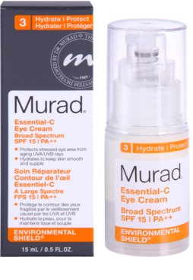 Murad Environmental Shield хидратиращ крем за очи SPF 15 2