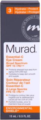 Murad Environmental Shield hydratační oční krém SPF 15 3