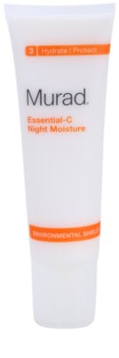 Murad Environmental Shield crema de noche hidratante