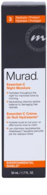 Murad Environmental Shield crema de noapte hidratanta 2