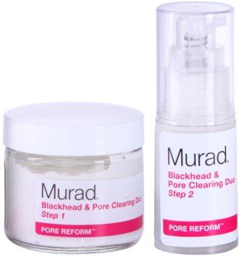 Murad Pore Reform Mittel zum Reinigen von Poren und Mitessern in zwei Schritten