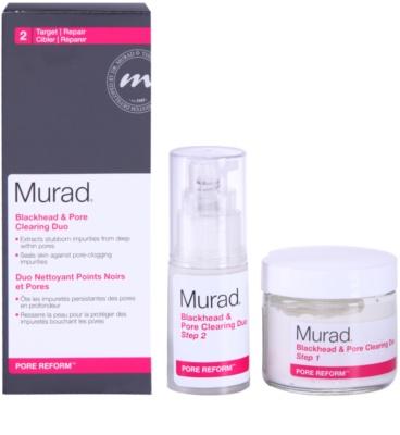 Murad Pore Reform Mittel zum Reinigen von Poren und Mitessern in zwei Schritten 1