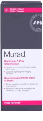 Murad Pore Reform Mittel zum Reinigen von Poren und Mitessern in zwei Schritten 2