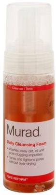 Murad Pore Reform Reinigungsschaum für Haut mit kleinen Makeln