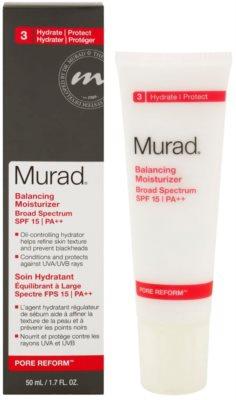 Murad Pore Reform lehký hydratační krém SPF 15 1