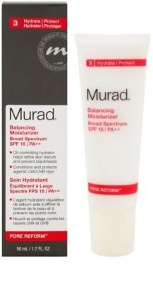 Murad Pore Reform crema hidratanta usoara SPF 15 1