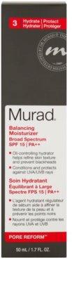 Murad Pore Reform lehký hydratační krém SPF 15 2