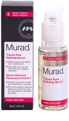Murad Pore Reform sérum para los poros abiertos para pieles con imperfecciones 1