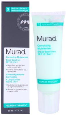 Murad Redness Therapy crema pentru refacerea umiditatii pentru piele sensibila si inrosita 1