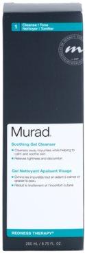 Murad Redness Therapy kojący żel oczyszczający do skóry z niedoskonałościami 2