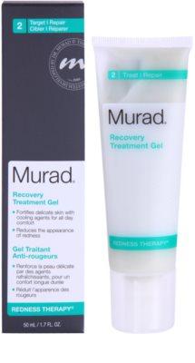 Murad Redness Therapy gel rejuvenescedor para pele sensível e com vermelhidão 1