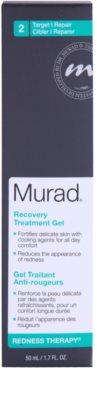 Murad Redness Therapy gel rejuvenescedor para pele sensível e com vermelhidão 2